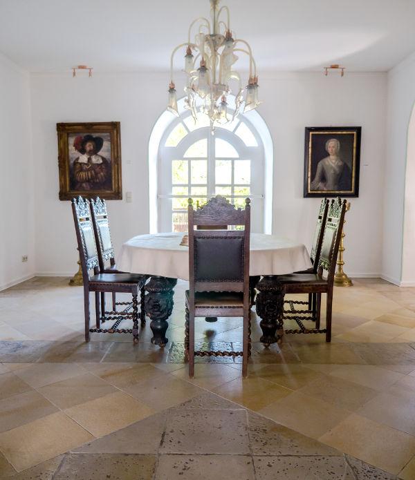 Seminarräume mieten Schloss Maierhofen