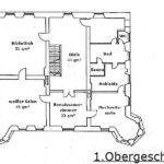 Obergeschoss Schloss Maierhofen