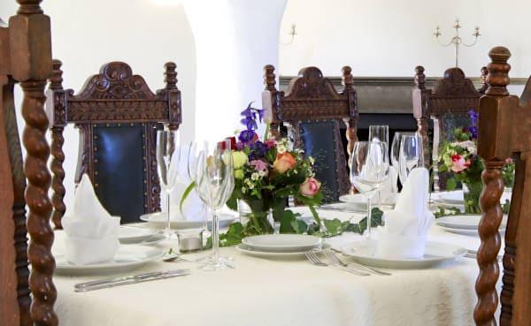 Feiern Eventlocation Veranstaltungsraum Schloss Maierhofen