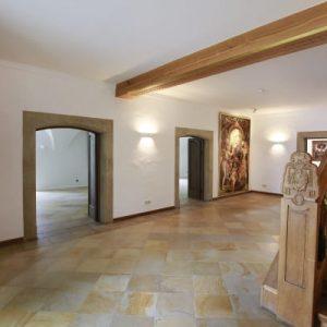 Eingangshalle Schloss Maierhofen