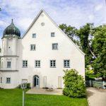 Außenansicht Schloss Maierhofen