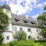 Gartenansicht Schloss Maierhofen