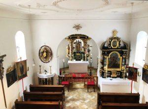 Heiraten auf dem Schloss - Kapelle Schloss Maierhofen