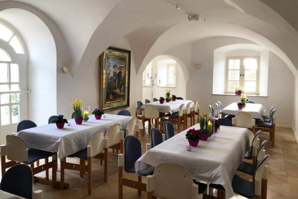 Hochzeitssaal Schloss Maierhofen