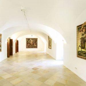 Rittersaal Schloss Maierhofen Painten