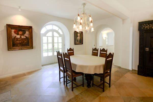 Terrassenzimmer EG Schloss Maierhofen